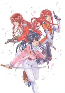 『サクラ大戦』OVAシリーズ Blu-ray BOX.jpg